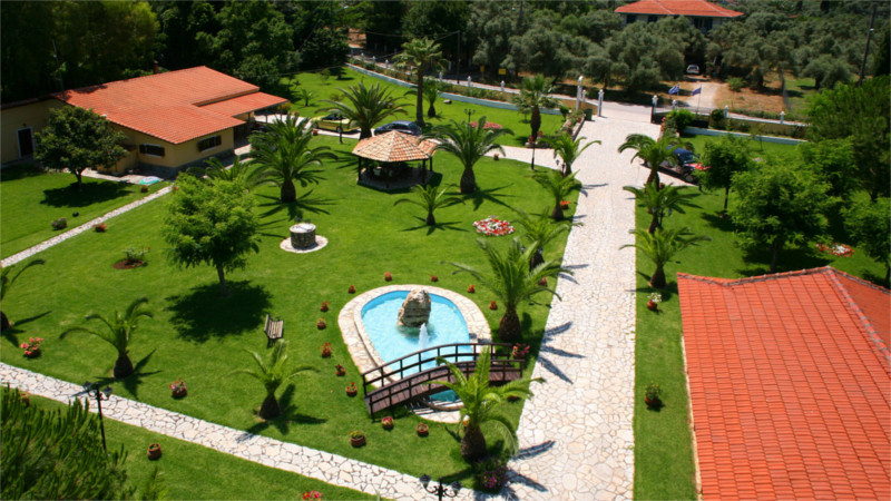 Apartments Villagio Lefkada