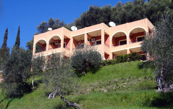 Aphrodite Apartments Corfu